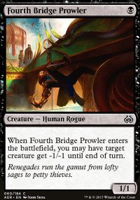 Fourth Bridge Prowler - Aether Revolt