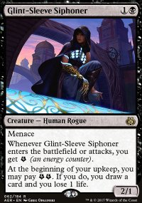 Glint-Sleeve Siphoner - Aether Revolt