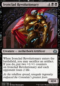 Ironclad Revolutionary - Aether Revolt