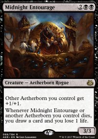 Midnight Entourage - Aether Revolt
