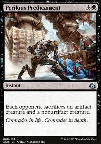 Perilous Predicament - Aether Revolt