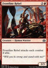 Frontline Rebel - Aether Revolt
