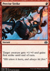 Precise Strike - Aether Revolt