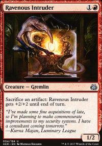 Ravenous Intruder - Aether Revolt