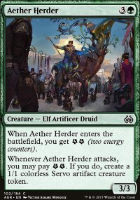 Aether Herder - Aether Revolt