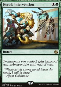 Heroic Intervention - Aether Revolt