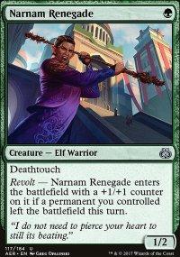 Narnam Renegade - Aether Revolt
