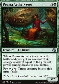 Peema Aether-Seer - Aether Revolt