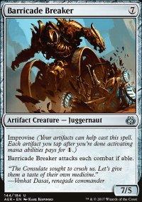 Barricade Breaker - Aether Revolt