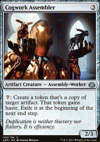 Cogwork Assembler - Aether Revolt
