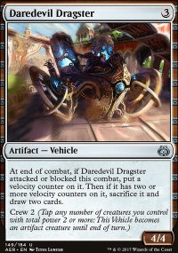 Daredevil Dragster - Aether Revolt