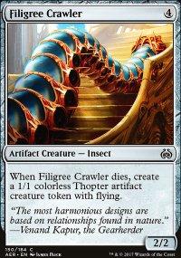 Filigree Crawler - Aether Revolt