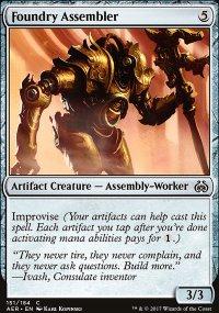 Foundry Assembler - Aether Revolt