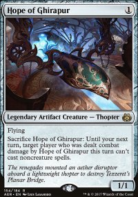 Hope of Ghirapur - Aether Revolt