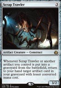 Scrap Trawler - Aether Revolt