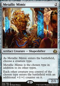 Metallic Mimic - Aether Revolt