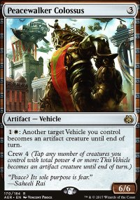 Peacewalker Colossus - Aether Revolt