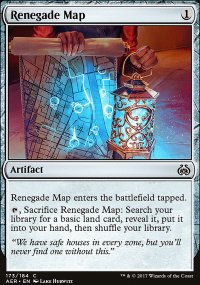 Renegade Map - Aether Revolt