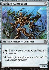 Verdant Automaton - Aether Revolt