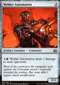Welder Automaton - Aether Revolt