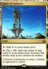 Spire of Industry - Aether Revolt