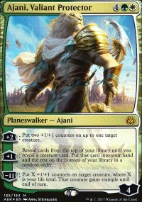 Ajani, Valiant Protector - Aether Revolt