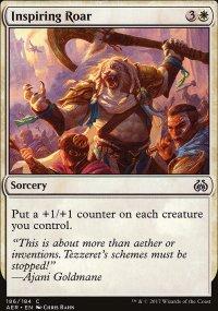 Inspiring Roar - Aether Revolt
