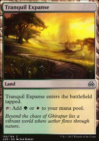 Tranquil Expanse - Aether Revolt