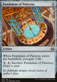 Pendulum of Patterns - Aether Revolt