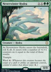Neverwinter Hydra 1 - D&D Forgotten Realms Commander Decks