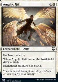 Angelic Gift - D&D Forgotten Realms Commander Decks