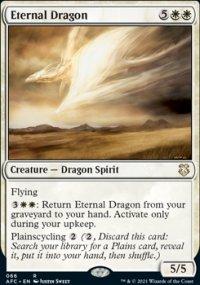 Eternal Dragon - D&D Forgotten Realms Commander Decks