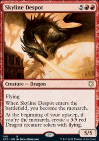 Skyline Despot - D&D Forgotten Realms Commander Decks