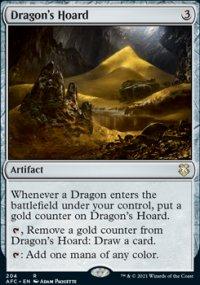Dragon's Hoard - D&D Forgotten Realms Commander Decks