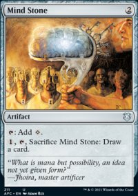 Mind Stone - D&D Forgotten Realms Commander Decks