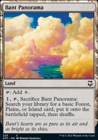 Bant Panorama - D&D Forgotten Realms Commander Decks