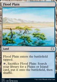 Flood Plain - D&D Forgotten Realms Commander Decks