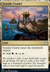 Seaside Citadel - D&D Forgotten Realms Commander Decks