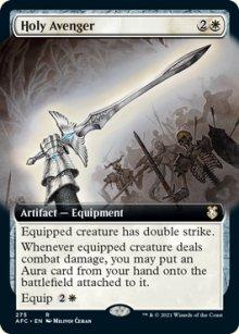 Holy Avenger 2 - D&D Forgotten Realms Commander Decks