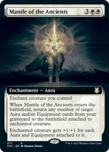 Mantle of the Ancients 2 - D&D Forgotten Realms Commander Decks