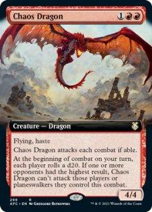 Chaos Dragon 2 - D&D Forgotten Realms Commander Decks