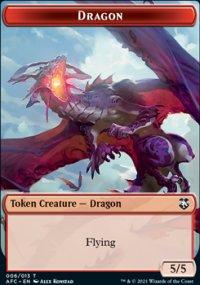 Dragon - D&D Forgotten Realms Commander Decks