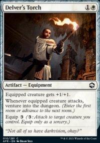 Delver's Torch -