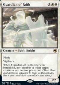 Guardian of Faith -