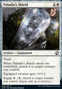 Paladin's Shield -
