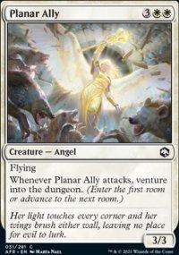 Planar Ally -