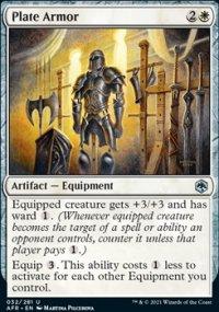 Plate Armor -