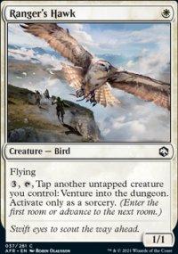 Ranger's Hawk -