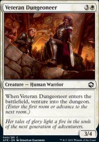 Veteran Dungeoneer - Dungeons & Dragons: Adventures in the Forgotten Realms