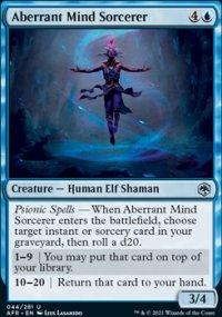 Aberrant Mind Sorcerer -